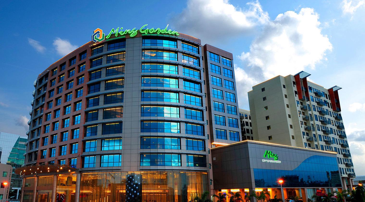 Ming Garden Hotel & Residences slider