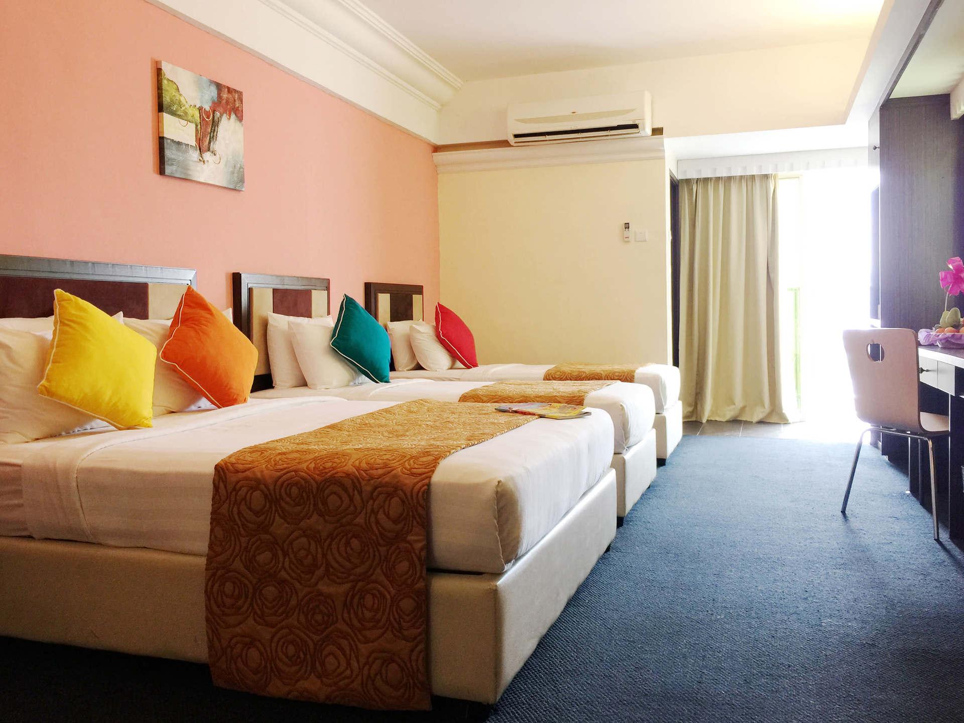 Hotel Taiping Perdana Slider