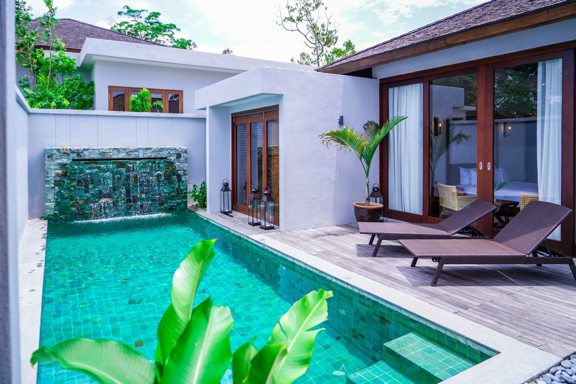 One-Bedroom Pool Villas