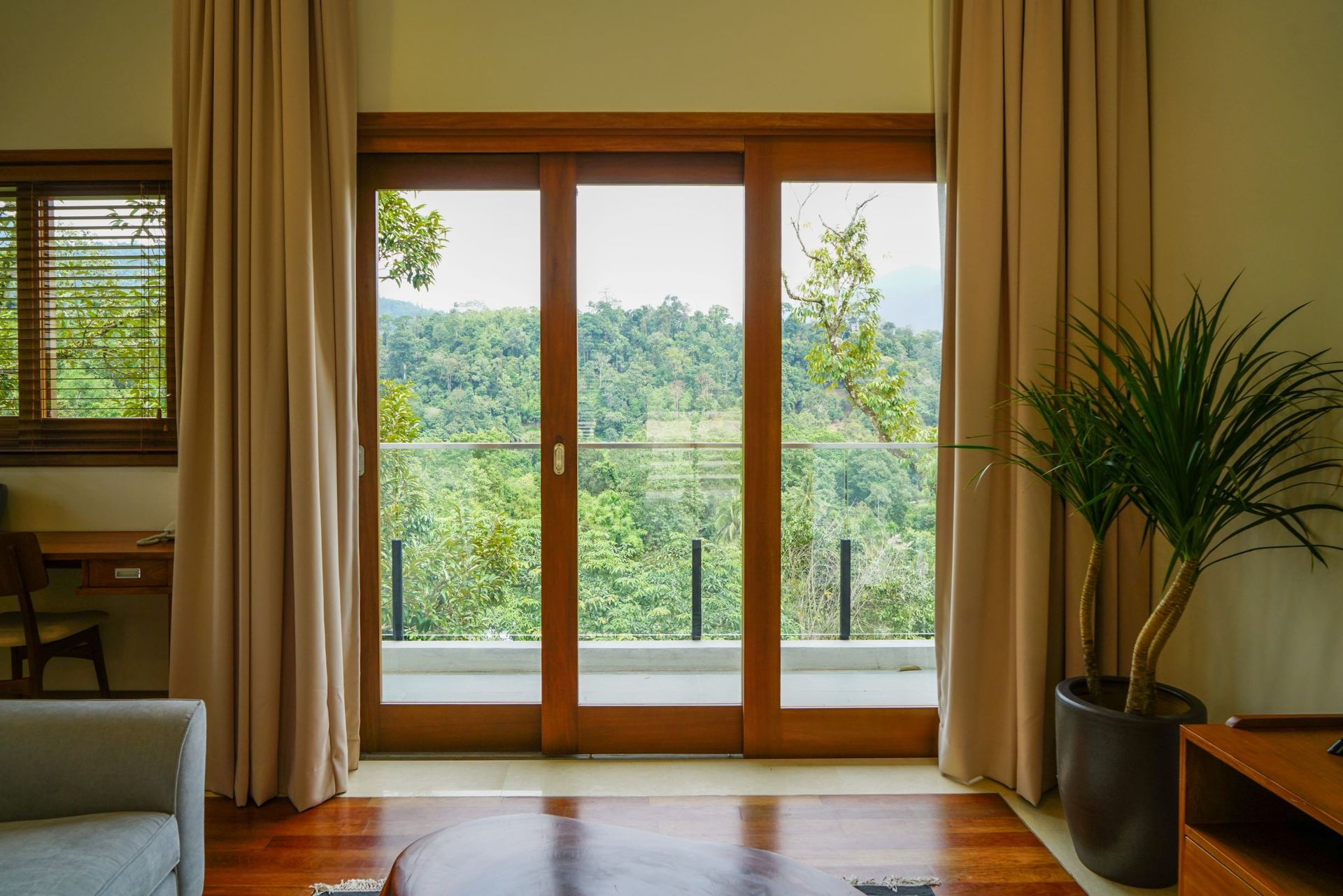 One-Bedroom Rainforest View Suite