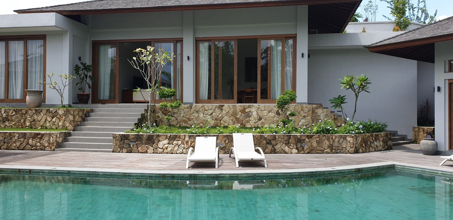 Three-Bedroom Pool Villas