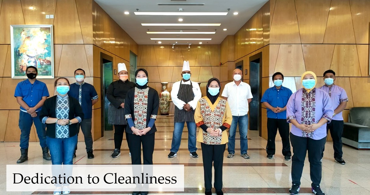 Image of Dedication to Cleanliness